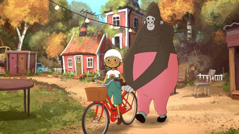 Ma mère est un gorille (et alors?) - LITTLE FILMS FESTIVAL