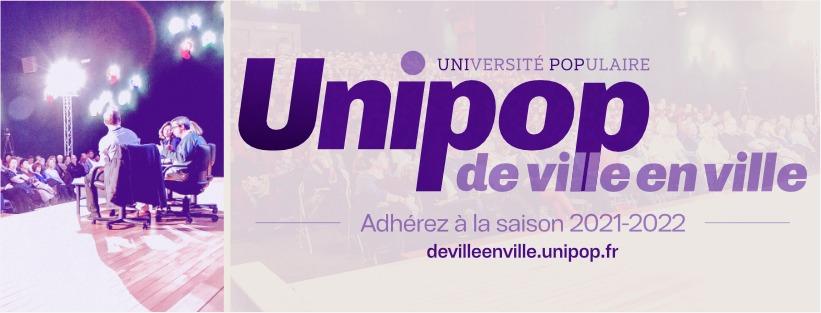 Unipop, de ville en ville