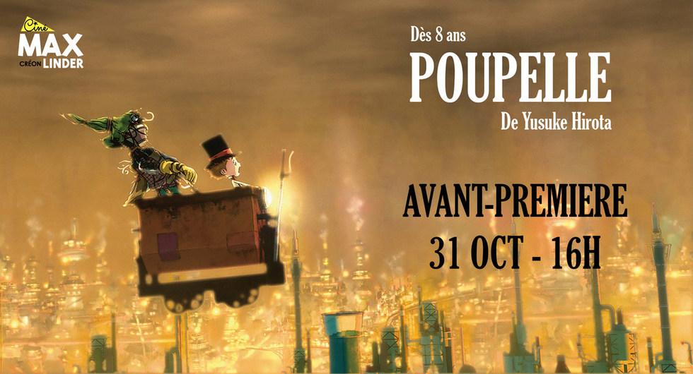 Poupelle Avant Premiere