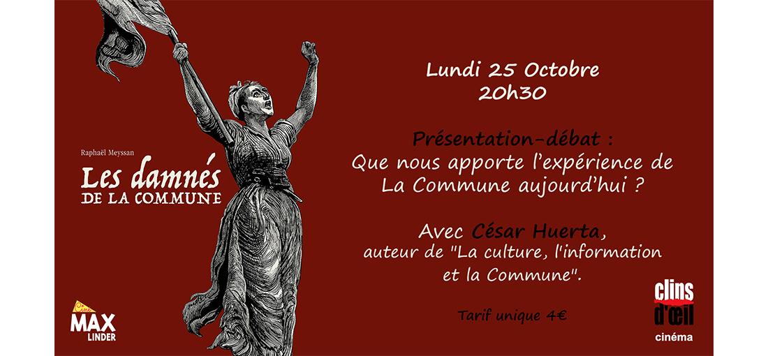 Photo du film Les damnés de La Commune